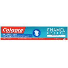 Colgate Enamel Health Whitening & Enamel Strengthening Toothpaste, 1.8-oz. Tube