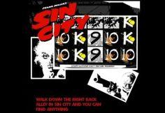 Sin City slot game