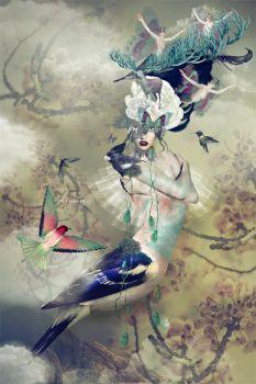 LADY BIRD by notmystyle