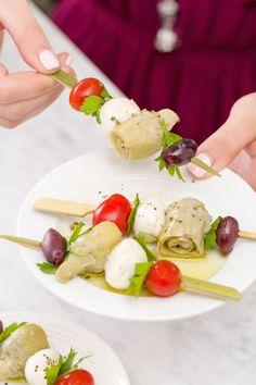 Antipasto Picks  - Delish.com