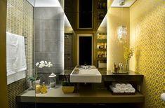 Decor Salteado - Blog de Decoração e Arquitetura : 40 Bancadas de banheiros/lavabos – veja modelos modernos e maravilhosos!