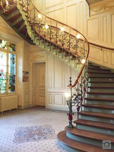 Yıldız Sarayı Küçük Mabeyn Merdiven  Stairs