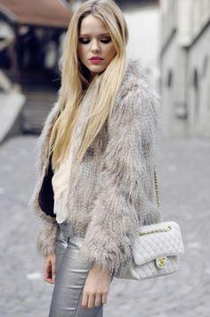 Chanel Street Chic
