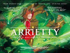 Ghibli as usual... amazing