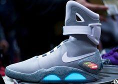 Quiero mis Nike Mag!!!