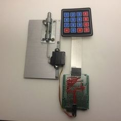 Arduino a pinterest collection by angelodspecial airplanes arduino door lock with password fandeluxe Images