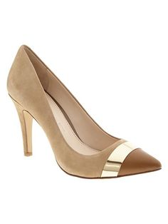 Grecia Pump - Banana Republic Size 7