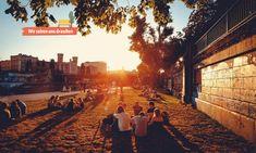 Wo man in Wien den Sonnenuntergang am schönsten genießen kann   1000things Street View, Sunset, Nice Asses