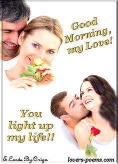 good-morning-love-of-my-life-poem