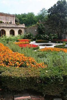 Villa Torrigiani, Lucca, Tuscany, Italy