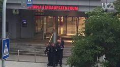 "MOSSAD ""journalist"" who filmed Bastille attack, ALSO at Munich mall."