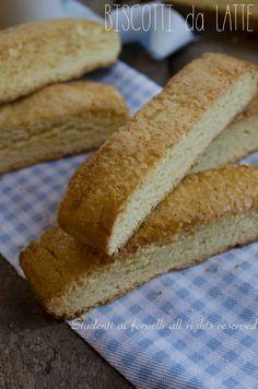biscotti da latte ricetta biscotti da inzuppo per la colazione