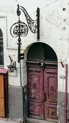 régi cégér, Budapest, Magyarország