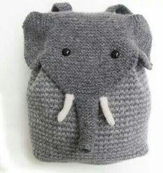 Mochila elefante
