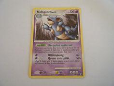 Nidoqueen NIV 54 120PV 30 111 Pokemon Platine Rivaux Emergeants | eBay