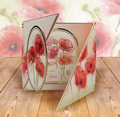Poppy Garden - Hunkydory   Hunkydory Crafts