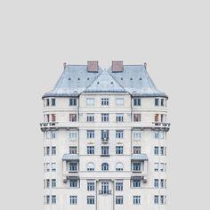 Symmetrical Urban Portraits By Zsolt Hlinka – iGNANT.de
