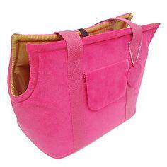 de pana de algodón de estilo mascota compañía para perros y gatos (hasta 4 kg, de color rosa) – USD $ 23.99