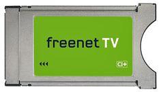 Du hat einen Fernsehen mit einem  CI+ Schacht und möchtest DVB-T2 HD empfangen ? Dann ist das freenet TV CI+ Modul genau das richtige für Dich denn es ermöglicht den Empfang verschlüsselter, nach dem neuen digital-terrestrischen TV-Standard DVB-T2 HD ausgestrahlter TV-Programme