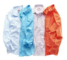 izod button up shirts....a great way to dress it up or dress it down but still look sharp! #jcp