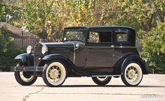 1931 Ford Model A Victoria                              …