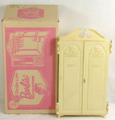 Vintage 1960s Barbie Doll  Suzy Goose Wardrobe w Box via Etsy