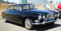 jaguar mark x saloon 1962   BRISBANE MARINA BRITISH CAR MEET 2008