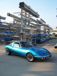 1968-1973 | Opel GT | Source