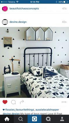 Cute idea for shelves