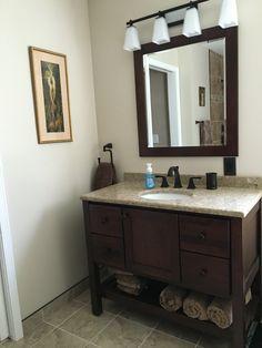 Bertch 24 Bathroom Vanity bertch bath vanity osage birch brindle with oasis walnut toffee