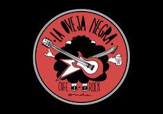 Primer premio en el concurso de logotipo para La Oveja Negra Onda ! http://www.carolohcean.com/2014/03/21/primer-premio-en-el-concurso-de-logotipo-para-la-oveja-negra-onda/