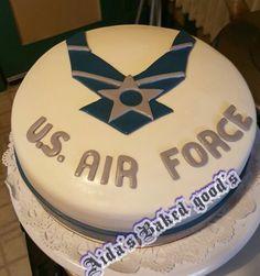 Farewell cake.