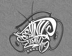 Lettering and tag Graffiti Text, Graffiti Lettering Fonts, Tattoo Lettering Fonts, Graffiti Drawing, Graffiti Alphabet, Street Art Graffiti, Lettering Design, Key Tattoo Designs, Sketch Manga
