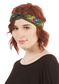 Good Hair Day Headband. You really love your locks - so adorn them with this dazzling headband and let the world know! #multi #modcloth