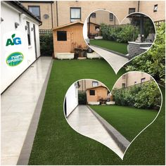 Artificial Grass Installation, Mansions, House Styles, Inspiration, Home Decor, Biblical Inspiration, Decoration Home, Manor Houses, Room Decor