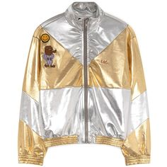 junioredition.com love TAO Golden Fox Kids Jacket in Gold by The Animals  Observatory 2976ef346df5