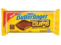 Butterfinger Peanut Butter Cups.