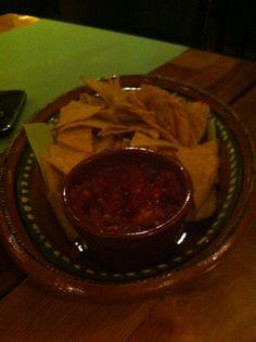Gezellig mexicaans restaurant