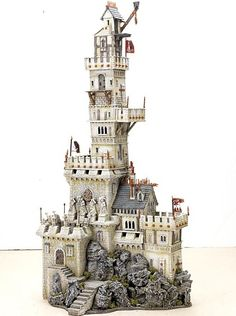 Warhammer Fantasy Watchtower