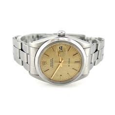 Rolex Vintage OysterDate Precision 6694 | Singapore Pre-owned Rolex Watch | Cashmax Jewelry