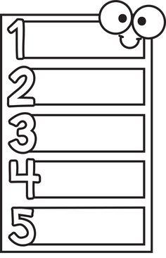 Classroom Schedule, Grande Section, Boarders, Kindergarten Worksheets, Algebra, Teacher Resources, Homeschool, 1, Clip Art