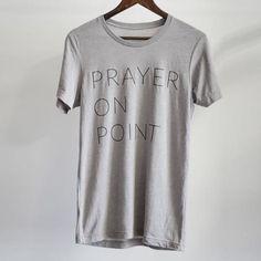prayer on point!!