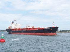 Travel to Japan via cargo ship.