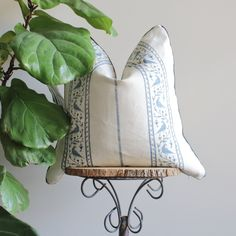 Bay Springs Pillow Cover - 14x20 / Cording / Single-Sided