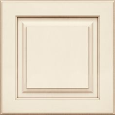 Shop KraftMaid Montclair 15-in x 15-in Canvas with Cocoa Glaze Maple Square Cabinet Sample at Lowes.com