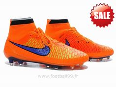 Nike Magista Obra FG Orange Chaussures De Foot Magista Nike Magista Obra, Baskets, Cleats, Soccer, Football, Sneakers, Orange, Sports, Fashion