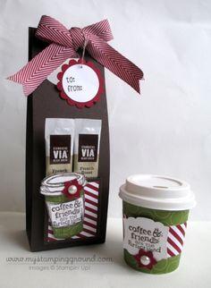 Mini Coffee Cup Holder