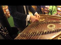 Amazing Hammered Dulcimer Musician - Joshua Messick - YouTube