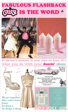 Fabulous Flashback | Grease! - Invitation Consultants Blog - Wedding and Party Inspiration