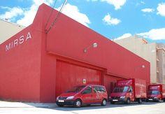 Mirsa logistics department